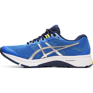 Asics Men's GT 1000 8 Running Shoes Electric Blue / Silver