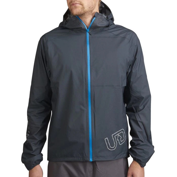 Ultimate Direction Men's Ultra v2 Jacket Dark Night - achilles heel