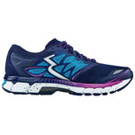 361 Degrees Women's Strata 2 Running Shoes Peacoat / Crush - achilles heel