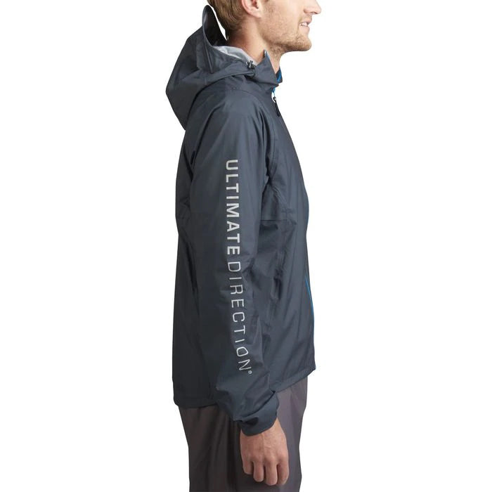 Ultimate Direction Men's Ultra v2 Jacket Dark Night