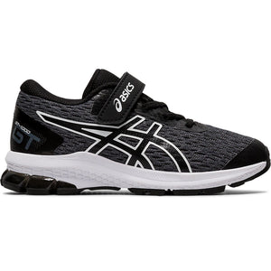 Asics Kids GT 1000 9 PS Running Shoes Metropolis / Black - achilles heel