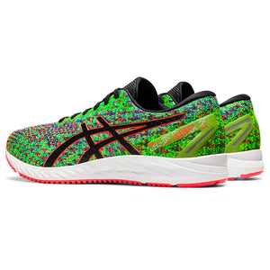 Asics Men's Gel-DS Trainer 25 Running Shoes Sunrise Red / Black - achilles heel
