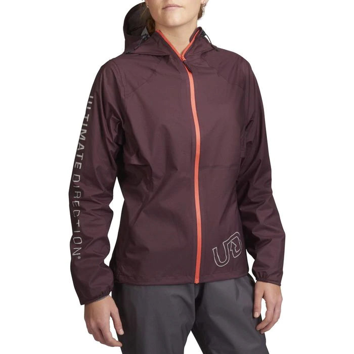 Ultimate Direction Women's Ultra v2 Jacket Fig