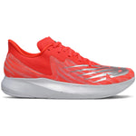 New Balance Men's FuelCell TC EnergyStreak Running Shoes Neo Flame / Light Aluminum / White - achilles heel