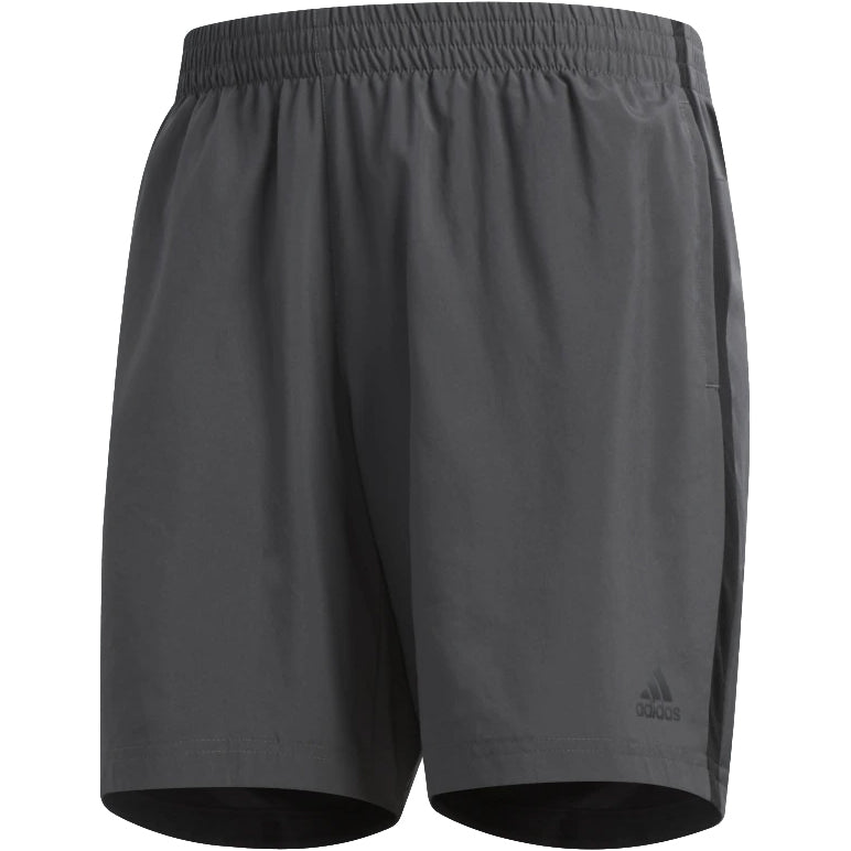 adidas Men's Own The Run 5 Inch Short Grey