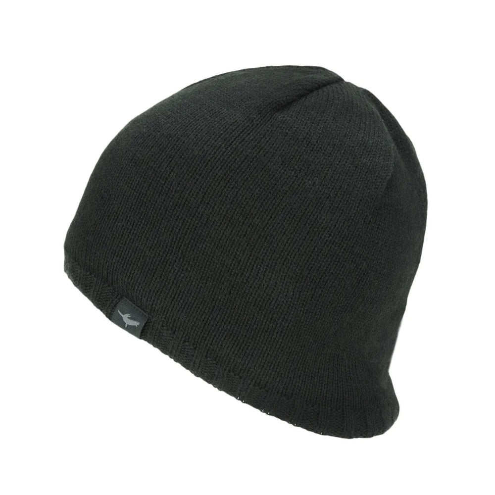 SealSkinz Cold Weather Waterproof Beanie Black - achilles heel