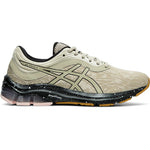 Asics Women's Pulse 11 Winterized Running Shoes Putty / Black - achilles heel