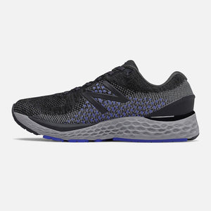 New Balance Men's 880GX10 2E Width GORE-TEX Running Shoes Silver Black / Thunder / Blue - achilles heel