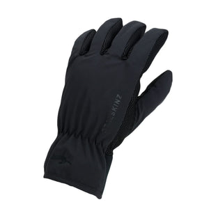 SealSkinz All Weather Waterproof Lightweight Gloves Black - achilles heel