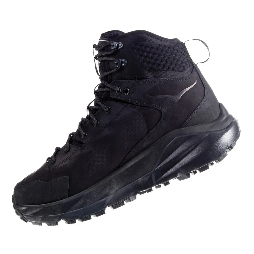Hoka Men's Sky Kaha Gore-Tex Walking Boots Black / Phantom - achilles heel
