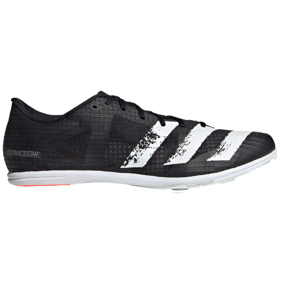 Adidas Women's Distancestar Running Spikes Black