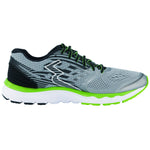 361 Degrees Men's Meraki Running Shoes Sleet / Gecko - achilles heel