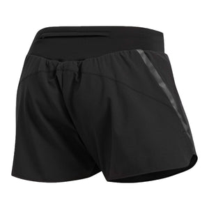 adidas Women's Saturday 4 Inch Short Black - achilles heel