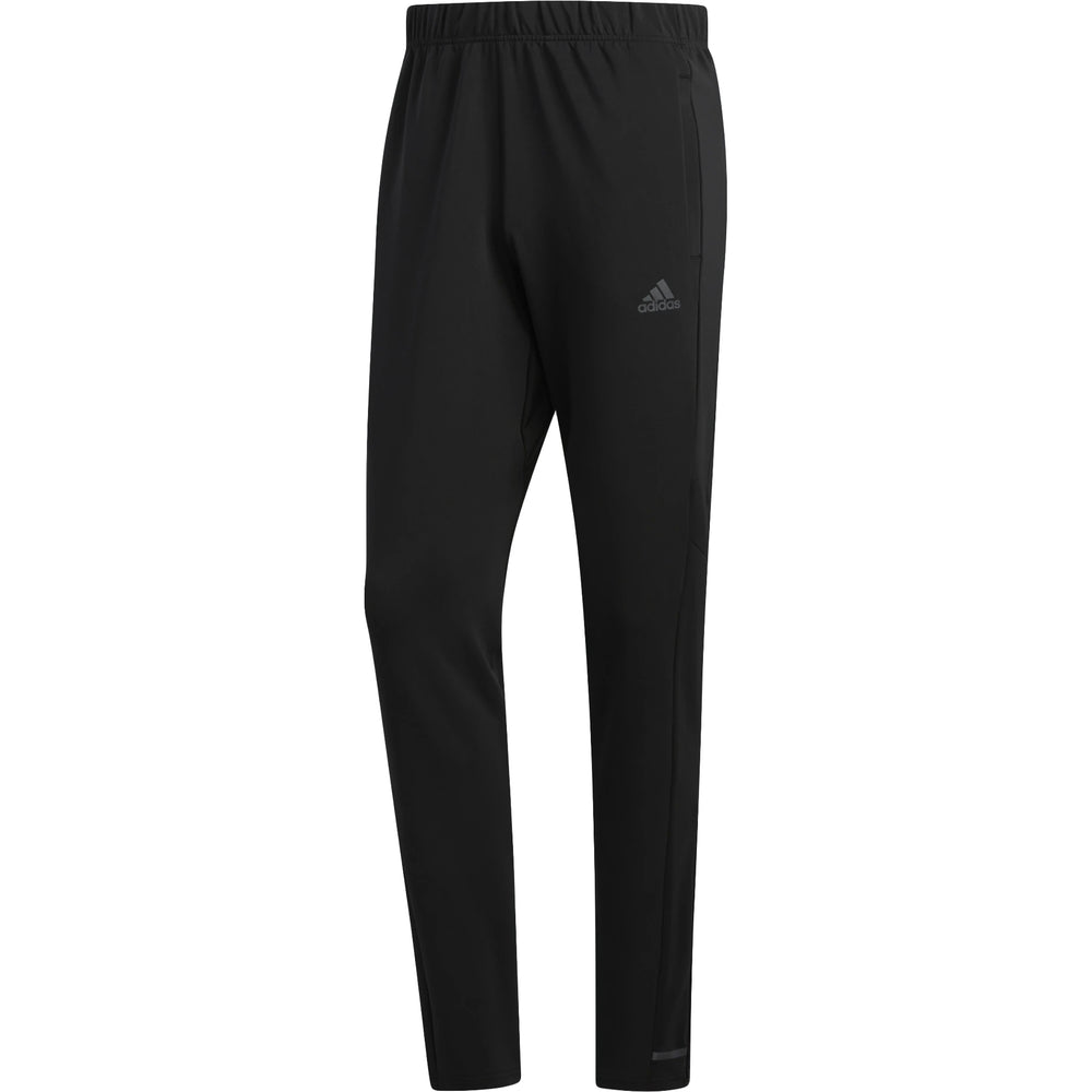 Adidas Men's Own The Run Astro Pant Black - achilles heel