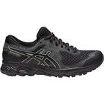 Asics Men's Gel Sonoma 4 GORE-TEX Trail Running Shoes Black / Stone Grey
