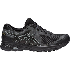 Asics Women's Gel Sonoma 4 Gore-Tex Trail Running Shoes Black / Stone Grey