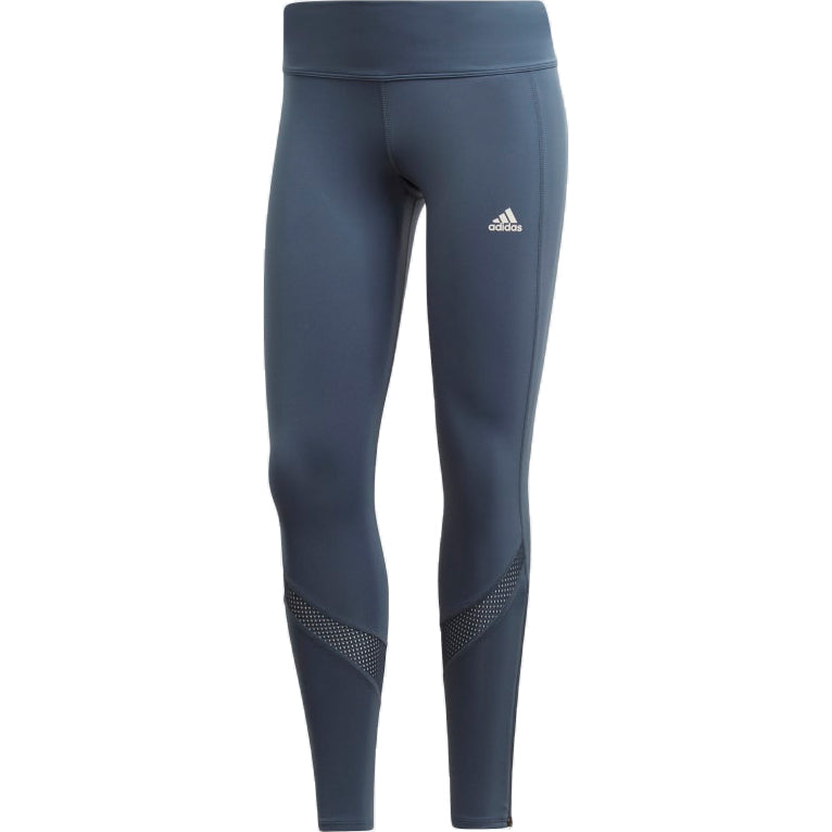 Adidas Women's Own The Run Tight Legacy Blue - achilles heel