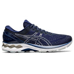 Asics Men's Gel-Kayano 27 Running Shoes Peacoat / Piedmont - achilles heel