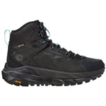 Hoka Women's Sky Kaha GORE-TEX Walking Boots Black / Antigua Sand - achilles heel