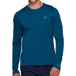 Asics Men's Seamless Top Mako Blue