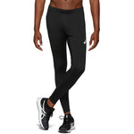 Asics Men's Silver Tight Black
