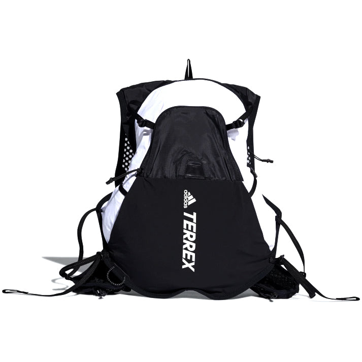 adidas Terrex Agravic Backpack Black / White - achilles heel