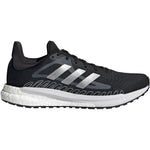 Adidas Men's Solar Glide 3 Running Shoes Core Black / Blue Oxide / Dash Grey