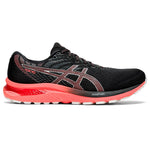 Asics Men's Gel-Cumulus 22 Tokyo Running Shoes Black / Sunrise Red - achilles heel