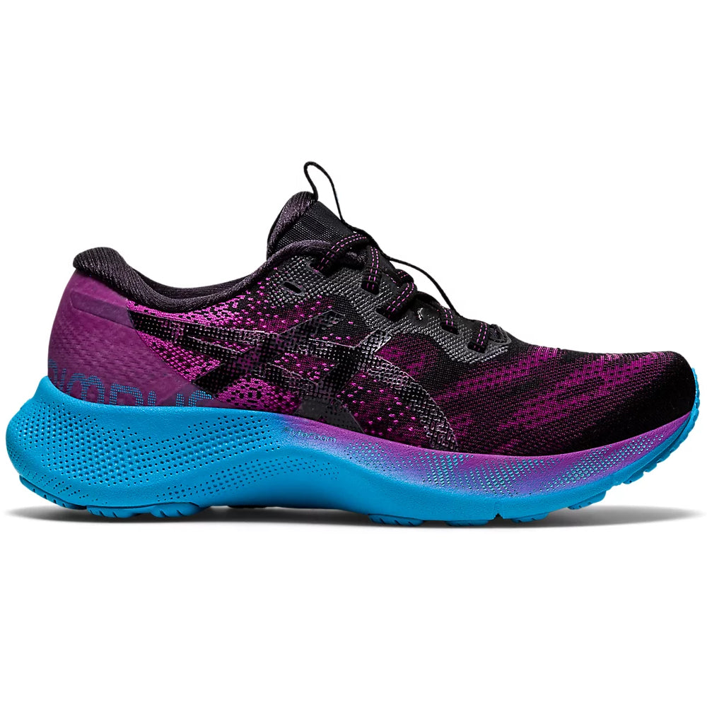 Asics Women's Gel-Nimbus Lite 2 Running Shoes Digital Grape /  Black