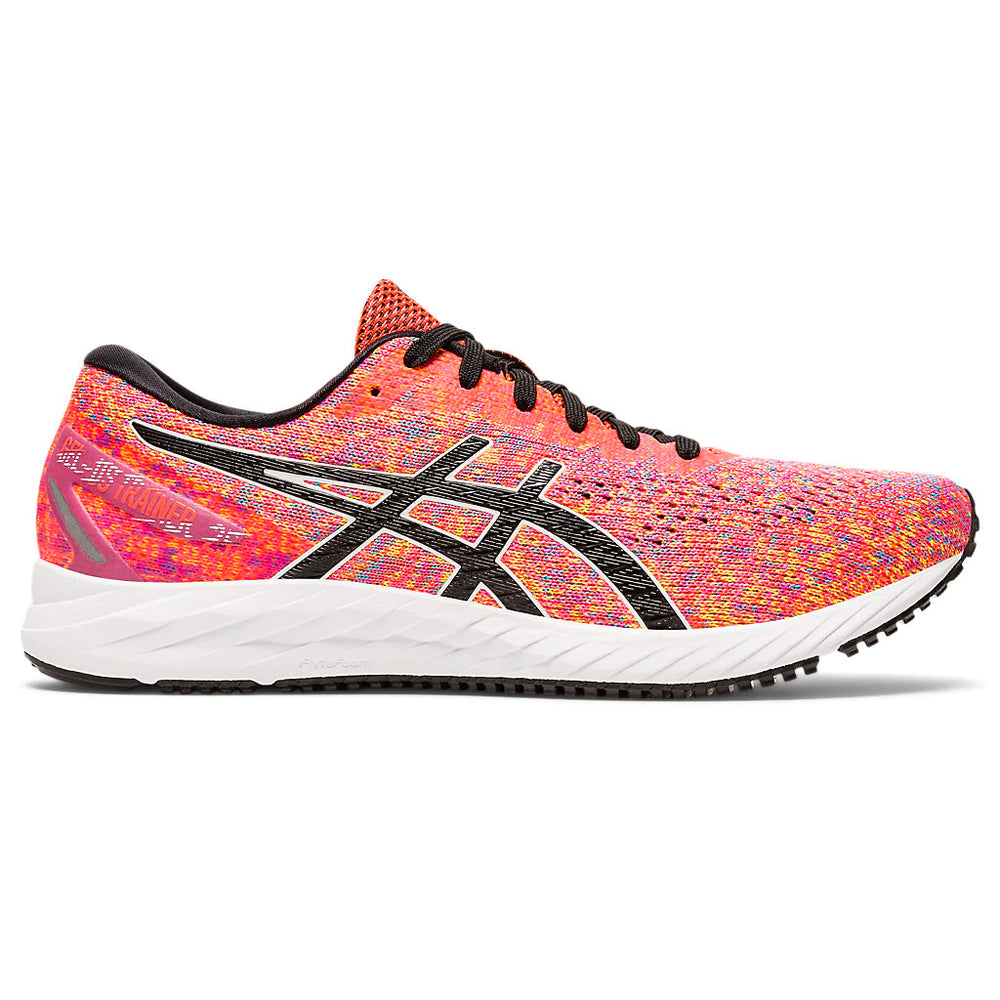 Asics Women's Gel-DS Trainer Running Shoes Sunrise Red / Black - achilles heel