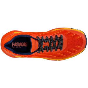 Hoka Men's Torrent Trail Running Shoes Tangerine Tango / Old Gold