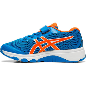 Asics Kids GT 1000 8 PS Running Shoes Directoire Blue / Koi - achilles heel