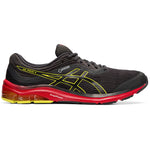 Asics Men's Gel-Pulse 11 GORE-TEX Running Shoes Graphite Grey / Sour Yuzu - achilles heel