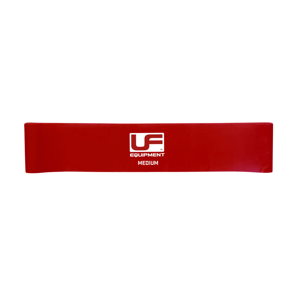 Urban Fitness Resistance Band Loop 12 inch - Medium - achilles heel