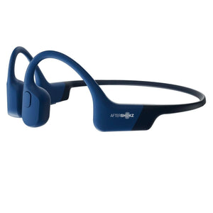 Aftershokz Aeropex Headphones Blue Eclipse - achilles heel