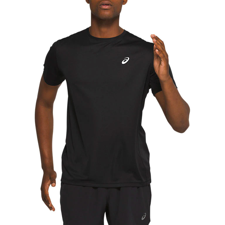 Asics Men's Katakana Tee Performance Black - achilles heel