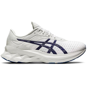 Asics Men's Novablast SPS Running Shoes Glacier Grey / Midnight