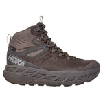 Hoka Men's Stinson Mid GORE-TEX Walking Boots Dark Gull Grey / Drizzle - achilles heel