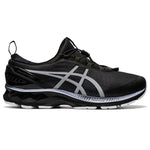 Asics Men's Gel-Kayano 27 AWL Running Shoes Graphite Grey / Pure Silver - achilles heel