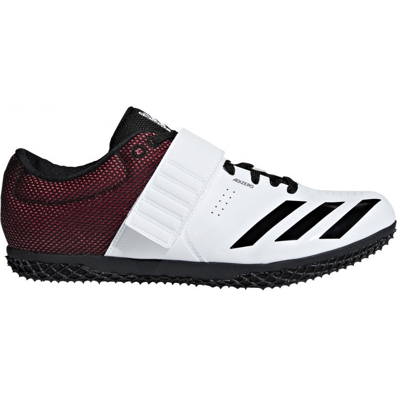adidas Adizero HJ Field Shoes White / Black / Red
