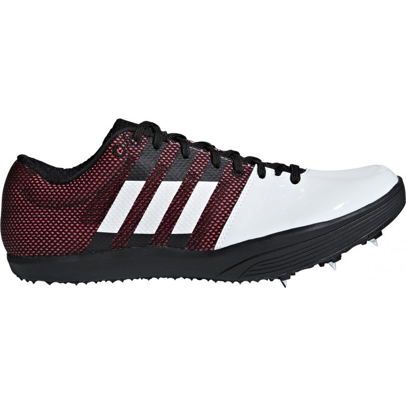 adidas Adizero LJ Field Shoes White / Black / Red