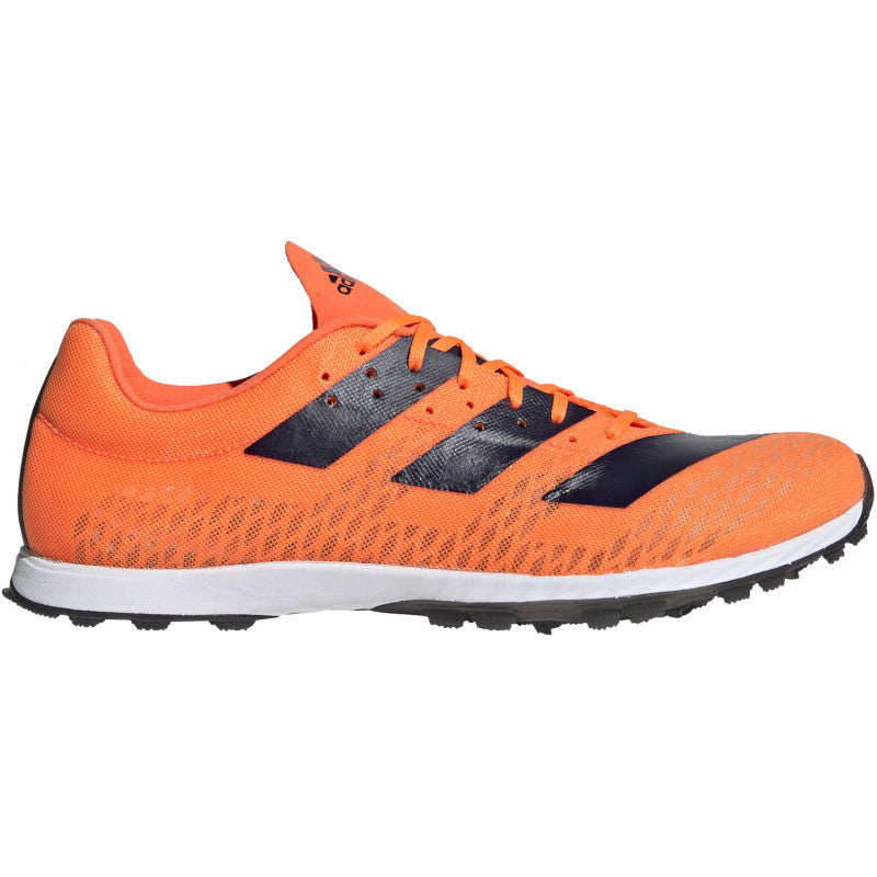 Adidas Women's  adizero XCS Running Spikes Orange / Black - achilles heel