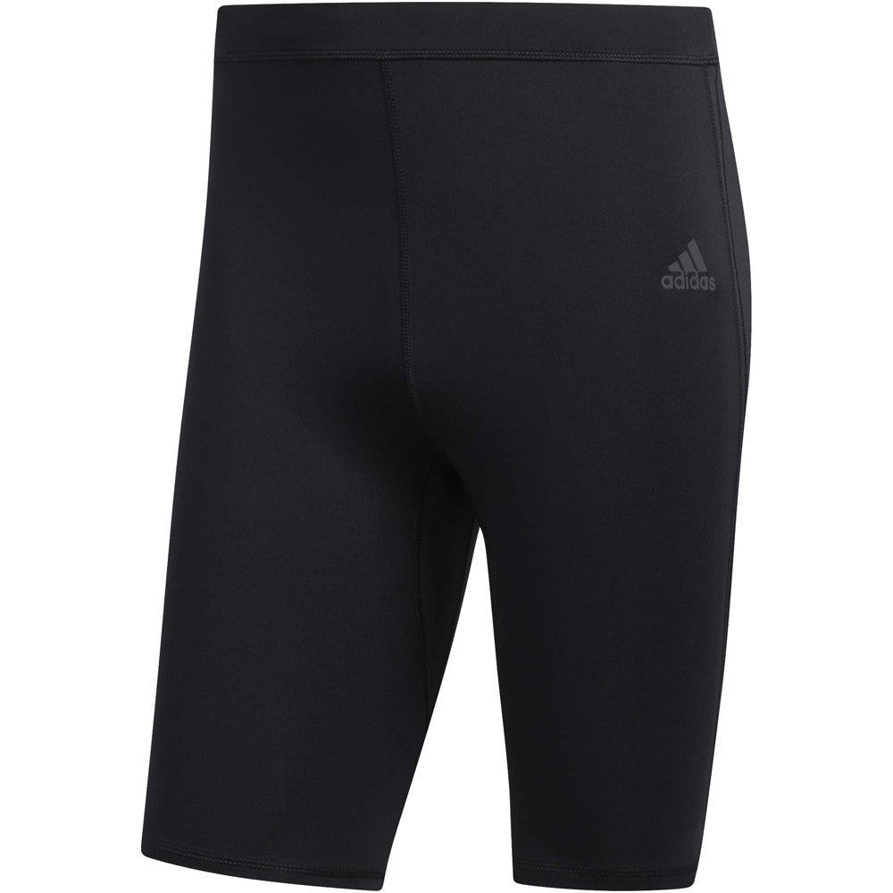 adidas Men's Own The Run Short Tight Black - achilles heel