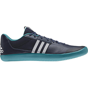 adidas Throwstar Field Spikes Navy - achilles heel