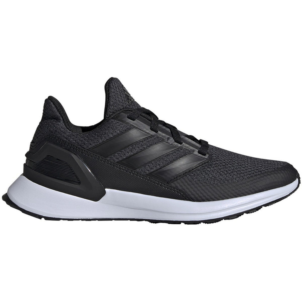 Adidas Kids Rapida Run J Running Shoes Black / Grey