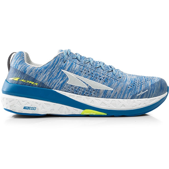 Altra Men's Paradigm 4 Running Shoes Blue AW18