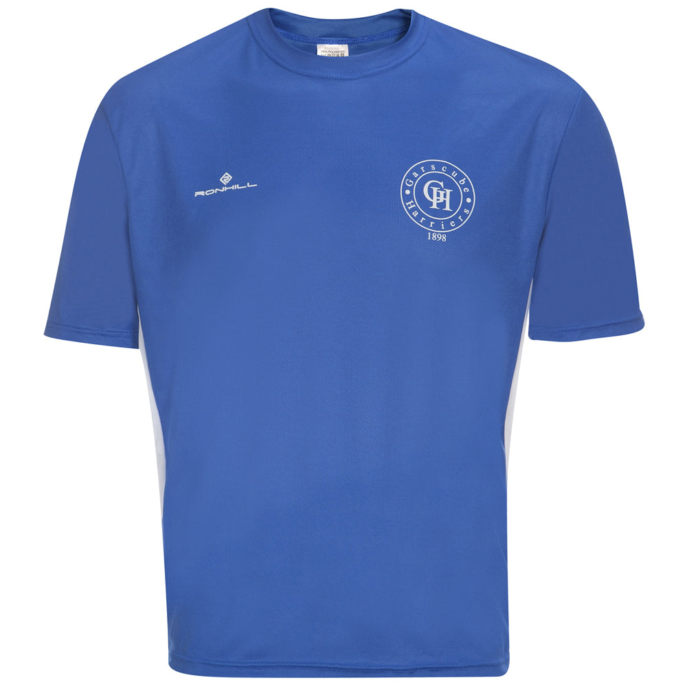 Garscube Harriers SS Tee Men's Blue