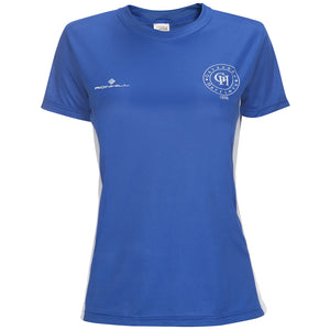Garscube Harriers SS Tee Women's Blue