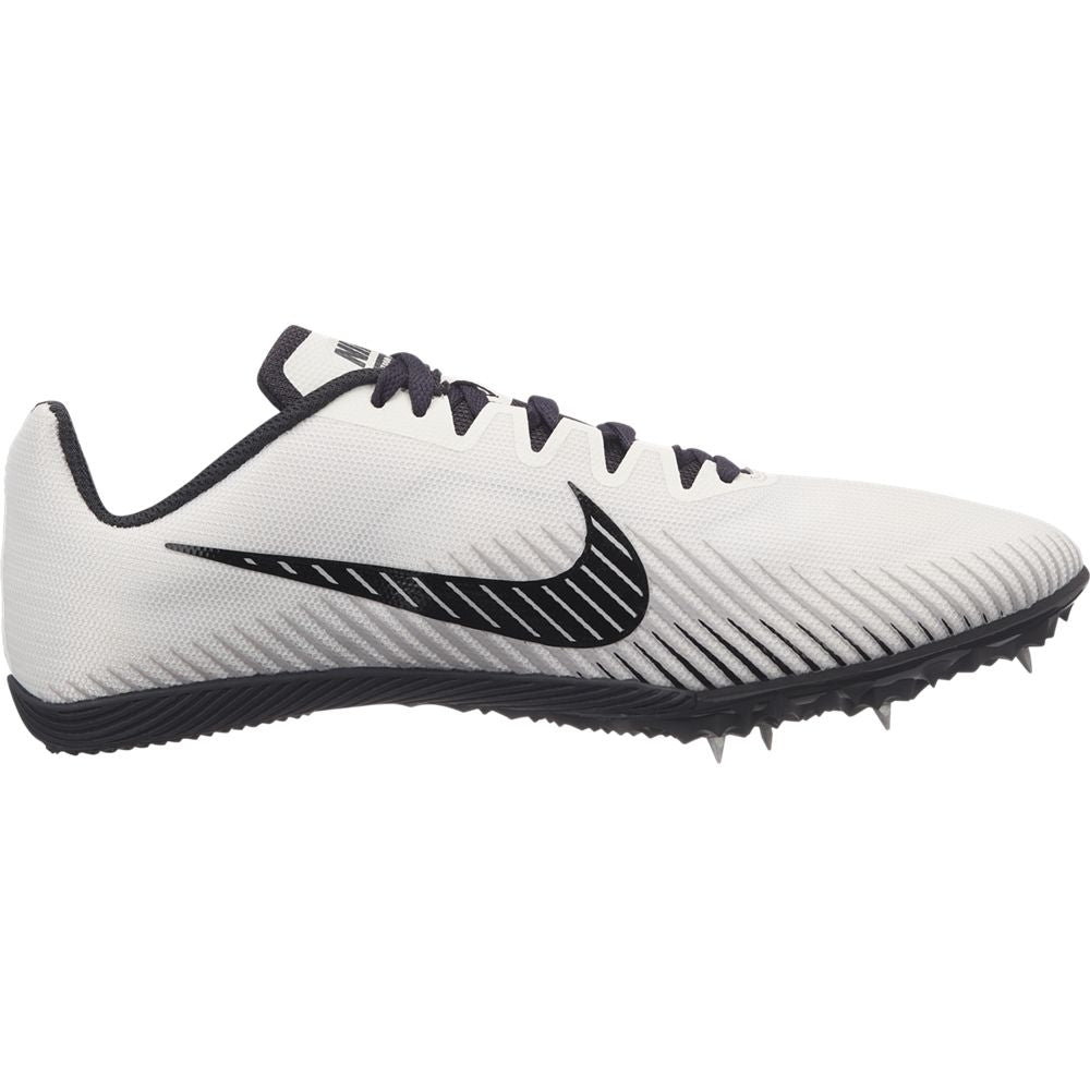 Nike Zoom Rival M 9 Running Spikes Phantom / Oil Grey - achilles heel