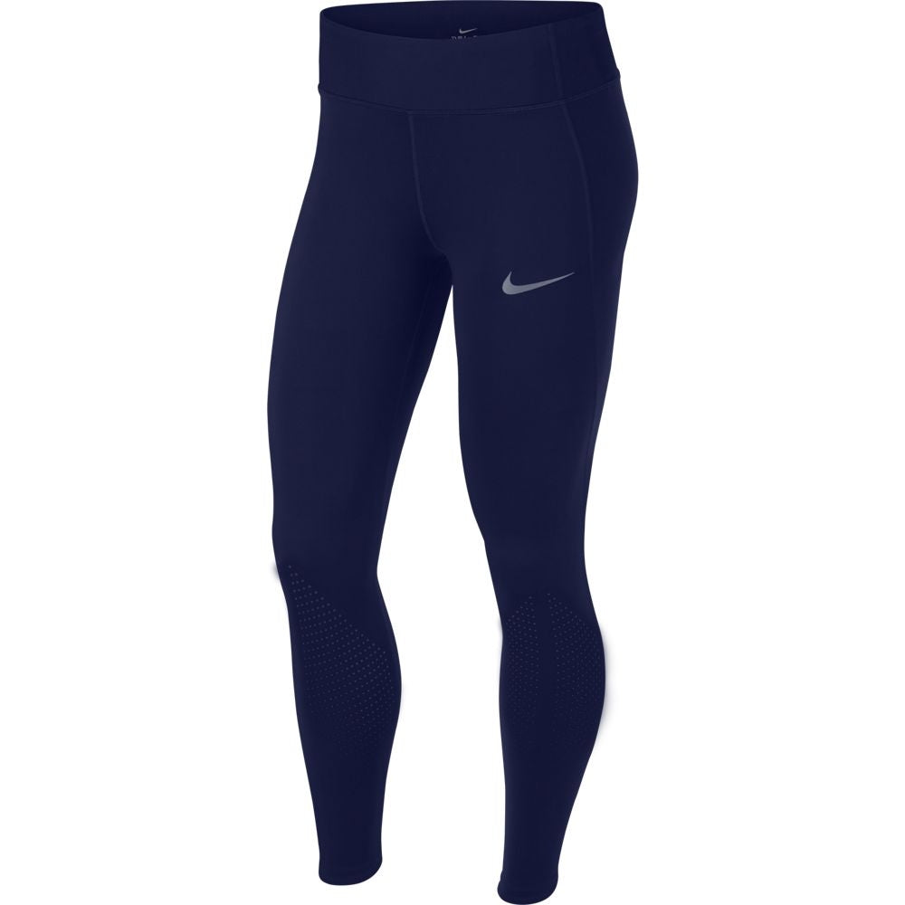 Nike Women's Epic Lux Tight Blue Void SP19 492